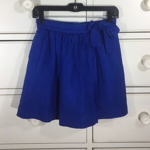 J. Crew Dresses & Skirts - Thick linen/cotton j Crew skirt
