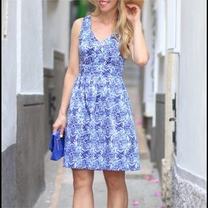 Milly Dresses & Skirts - Milly for DesigNation Floral Fit & Flare Dress