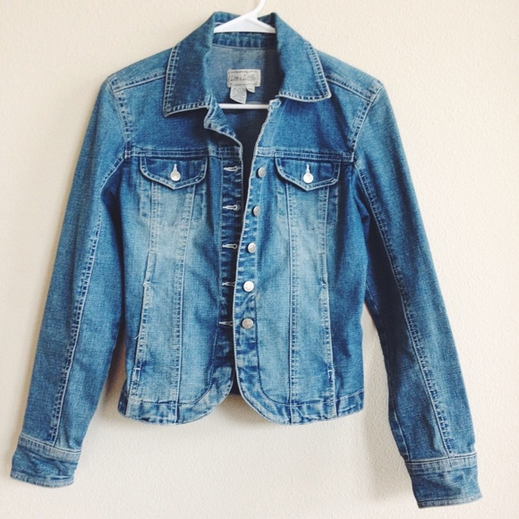 Nordstrom - Live a Little Denim Jacket from Jenny's closet on Poshmark