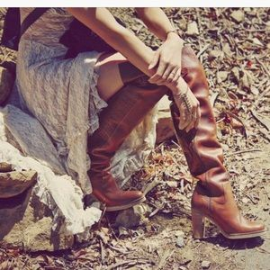 Novak Over The Knee Boot by free People
