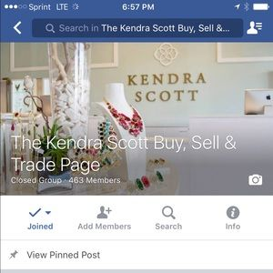 Want to win a rose gold Kendra Scott decklyn?
