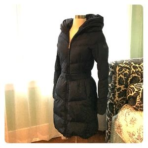 Add Down Jackets & Blazers - Add Down 3/4 length down Parka - Navy XS