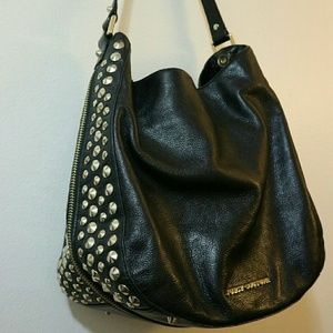 Juicy Couture Handbags - Black Leather Genuine Juicy Couture Tote
