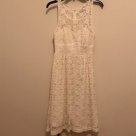 Charming charlie lace dress