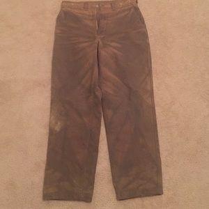 Filson Other - Filson Tin Cloth Pants 34x30