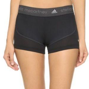 Adidas by Stella McCartney Pants - ADIDAS BY STELLA MCCARTNEY ATHLETIC SHORTS SMALL S