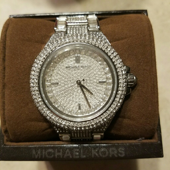 2dfe5cc2268c Michal Kors Camille Watch (5869). M 5875b17199086aa687032bfa. Other  Listings you may like. Michael Kors Wallet