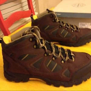 St. John's Bay Other - New –St. John's Bay Brown lace up boots, size 12