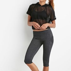 Active Tech Capri Leggings S