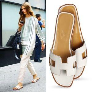 768757838b9f Hermes Shoes | Oran Sandal | Poshmark