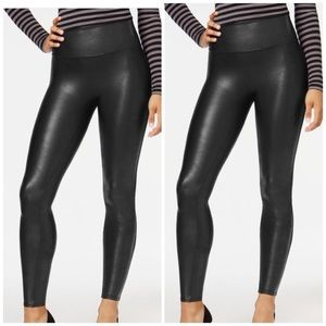 Vivacouture Pants - New Chic high waisted vegan leggings