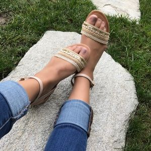 New Casual Flat Ankle Strap Sandals