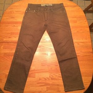 Kenneth Cole Reaction Other - Kenneth Cole Reaction Brown Jeans