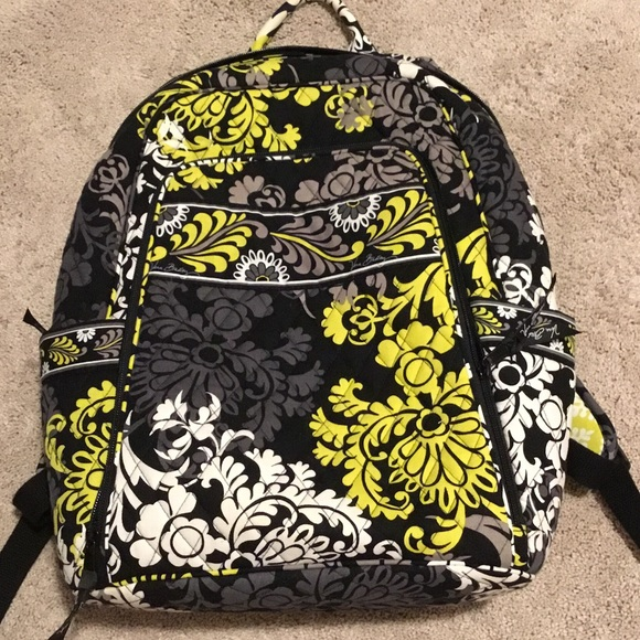 Vera Bradley Handbags - Vera Bradley Campus Laptop Backpack in Baroque