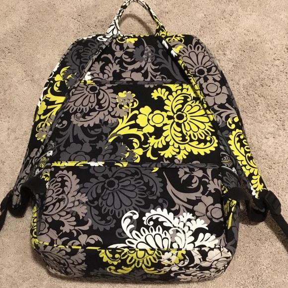 Vera Bradley Bags - Vera Bradley Campus Laptop Backpack in Baroque