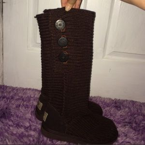 UGG Shoes - Knitted UGG Boots