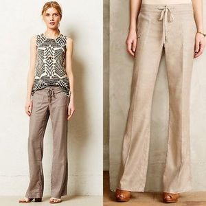 Anthropologie Pants - Anthropologie Level 99 Linen Pants