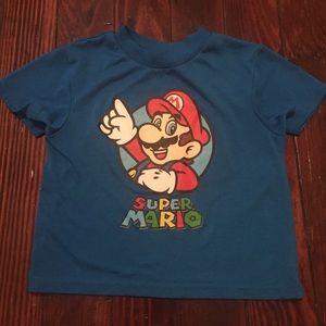 Nintendo Other - Super Mario Bros Kids' Tee