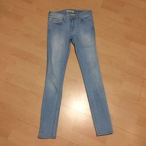 Joie Mid-Rise Skinny Jean