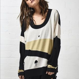 One Teaspoon Oversized Knit Sweater