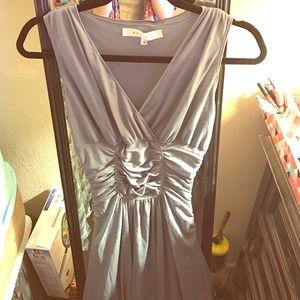 M.STUDIO Dresses & Skirts - 💜Ruched Lilac Dress💜