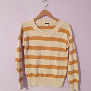 J. Crew Striped Sweater