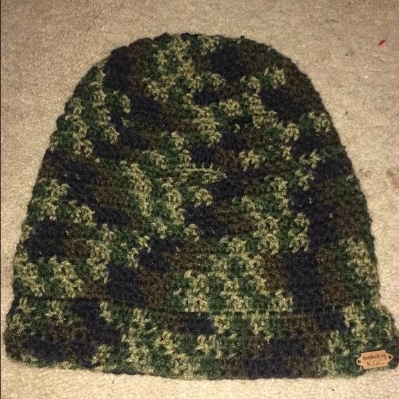 Knotty Girl Crochet Accessories Handmade Crochet Ski Mask Poshmark