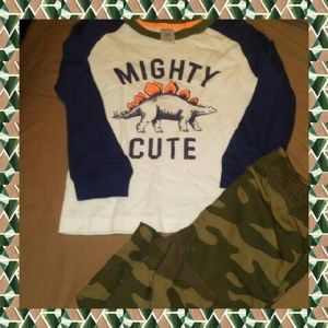 Carter's Other - Carter's 2pc Boys Outfit
