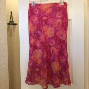 timing Dresses & Skirts - 🎉FLASH SALE!!!!🎉Vintage floral skirt