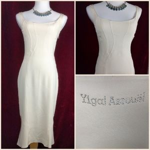 Yigal Azrouel Dresses & Skirts - Silk Dress by Yigal Azrouel Soft Spring Blush