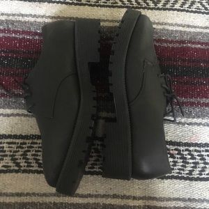 Yours Clothing Shoes - Brand new Black lace up shoes
