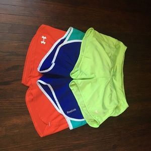 Nike Other - Athletic (Nike, Reebok, Under Armour) short set