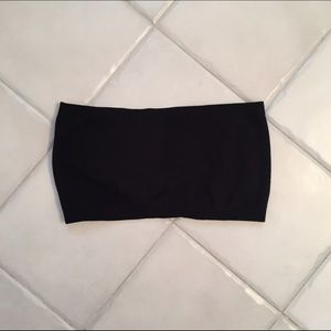 Tees by Tina Other - Simple Black Bandeau
