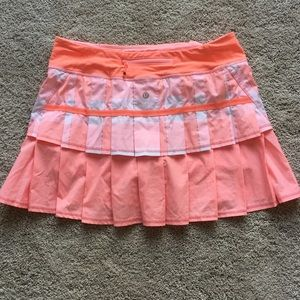 lululemon athletica Skirts - Lululemon Pace Setters Run Skirt