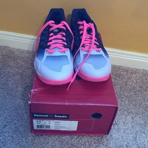 Reebok CrossFit Speed TR 6.5 New!