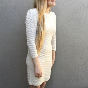 Beautiful sweater dress with liner dress included