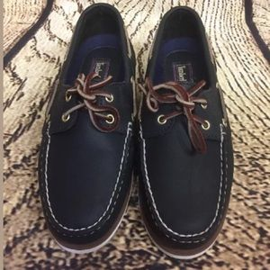Sale/lowest Timberland Boat Shoe Navy