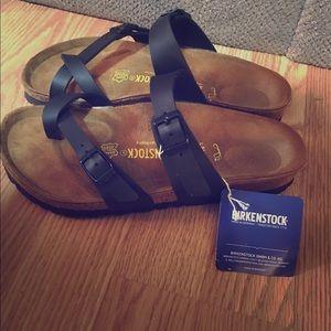 Mayari Birkenstocks size 37 US w sz 6. Never worn