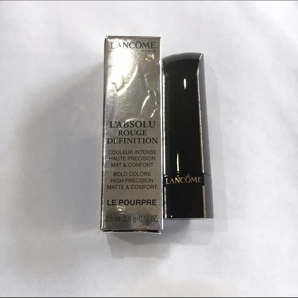 Lancome Makeup - Lancôme L'Absolu Rouge in Le Pourpre