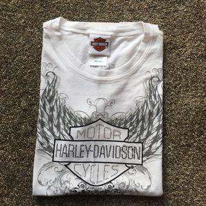 Ladies Harley Davidson T-shirt