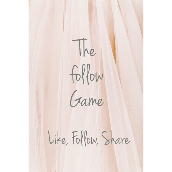 Follow Game Other - This Listing is full! Check out my closet for new!