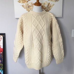Sweaters - Irish 🍀Wool Sweater