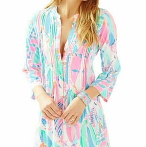 Lilly Pulitzer Sarasota tunic dress