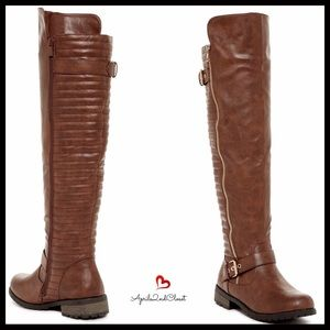 ❗1-HOUR SALE❗TALL OVER KNEE HIGH RIDING BOOTS