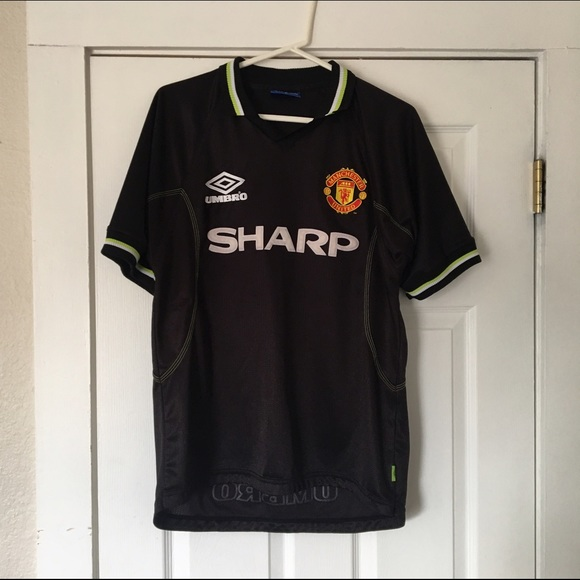 4899e247cf Umbro Shirts | Manchester United Sharp Jersey Size Medium | Poshmark