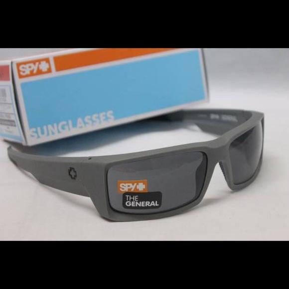 0748542d71559 New Spy Optic General Sunglasses Primer Gray