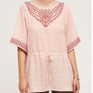 Anthropologie Euphemia Peasant Top!
