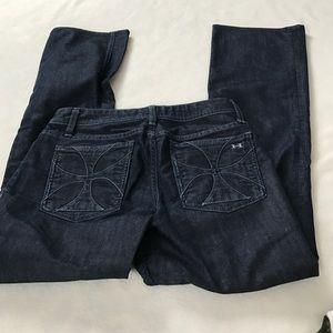 Habitual Denim - Habitual Flare Eventide Wash Trouser Jeans
