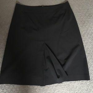 Ann Taylor split hem pencil skirt