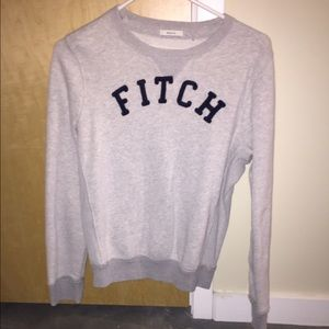 Abercrombie & Fitch Other - MENS BOYS ABERCROMBIE AND FITCH SWEATSHIRT SIZE:M